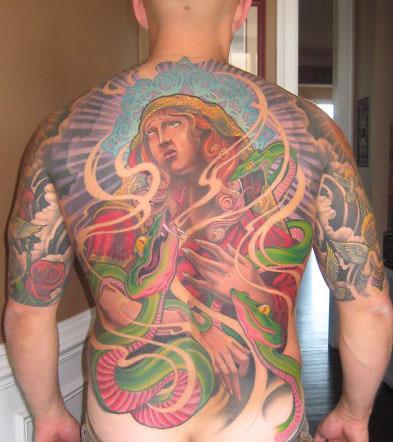 Asian Tattoo Style. Labels: Asian Tattoo Art, Asian Tattoo Design,