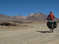L'entrée dans le désert de Siloli by Loin des yeux