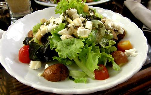 048.Boddhi Tree的蔬菜羊酪沙拉