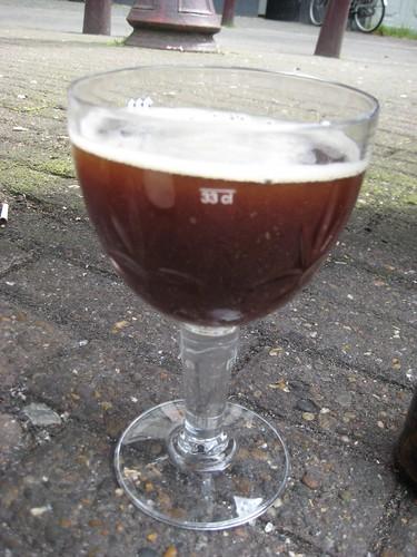 Trappist Westvleteren 12 glass
