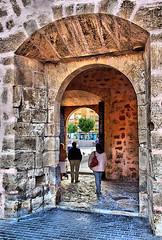 Salida (covi-01) Tags: pentax alicante castillo hdr santapola