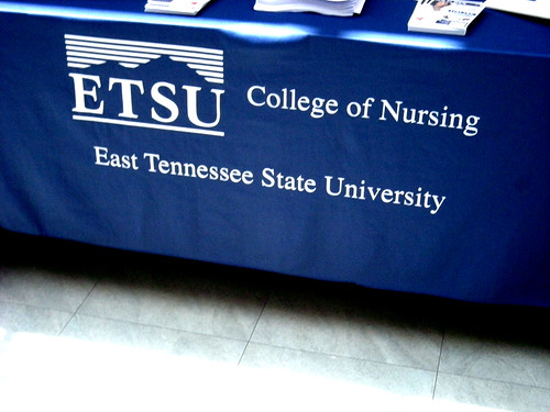 Ed Fair ETSU -- chattanooga college hospital university erlanger education fair etsu