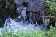 the drop from the top of the waterfall (gordonjc) Tags: scotland falls lynn edge dalry ayrshire lynnglen northayrshire garnockvalley msh0809 msh08095