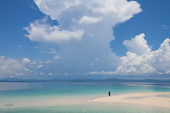 Coco Loco island - Philippines (Aur from Paris) Tags: ocean seascape island southeastasia heaven paradise philippines palawan roxas markii chinasea cocoloco aur canoneos5dmkii awardedbipg