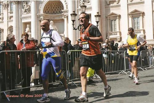 Maratona di Roma 2009