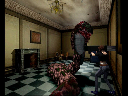 Resident Evil Director's Cut Screenshot 2