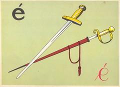 é épée
