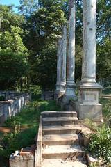 Tanglewood Columns