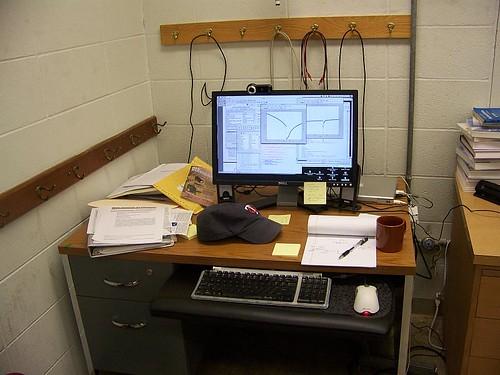 My Summer Desk