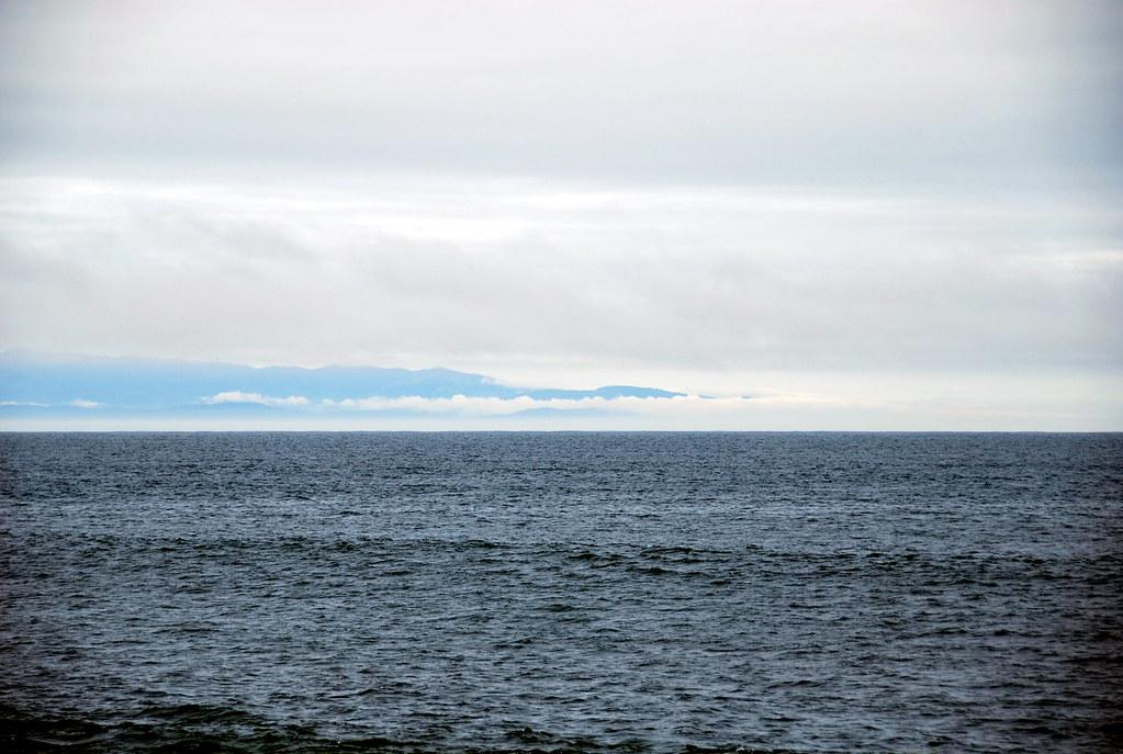 Monterey Bay from Santa Cruz