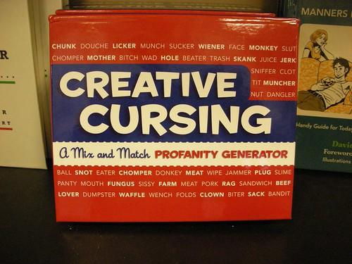 Creating Cursing