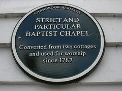 Photo of Green plaque number 1460