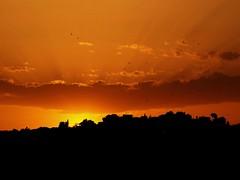 Fuego. (ypsilon_malaga) Tags: espaa luz canon photography eos evening photo spain foto image picture ciudad andalucia fotografia malaga tarde 450d imgen ypsilonmalaga