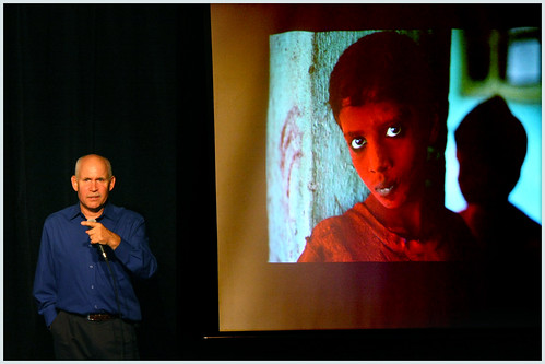 "Steve McCurry on ""Celebrating Multiculturalism Through Photography"""