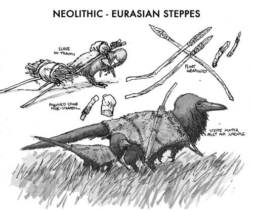 Neolithic- Eurasian Steppe