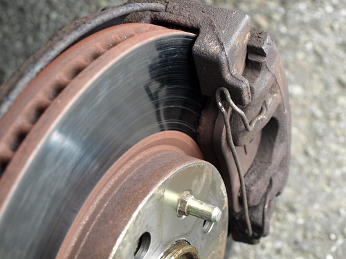 Brakes coped - just