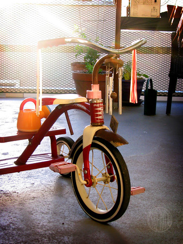 home sweet tricycle