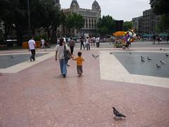Barcelona 2009 (Dixel (Pixel y Dixel)) Tags: barcelona lasramblas lacasamvil