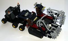 HarvesterOD_01 (_ZeeK_) Tags: rock power lego mining raiders miners rockraiders powerminers