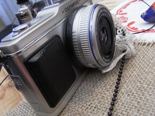 OLYMPUS PEN digital E-P1 17mm (by HAMACHI!)