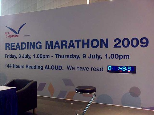 NLB Reading Marathon 2009