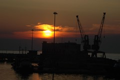 croatian ferry july 2009 118 (milolovitch69) Tags: sunset sea ferry dawn croatia adriatic ancona july2009