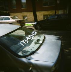 call me (solarnu) Tags: usa chicago mediumformat iso100 holga forsale fujireala il mf holga120n