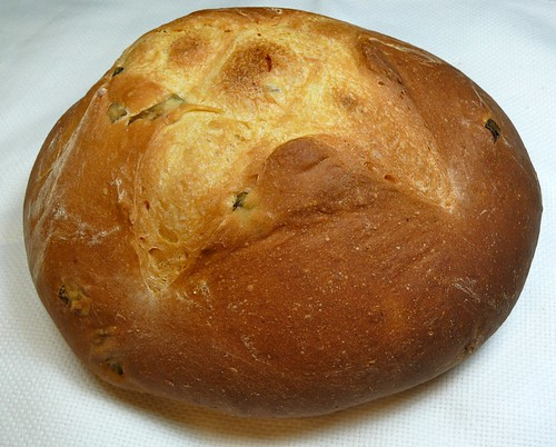 Potato Chive Bread