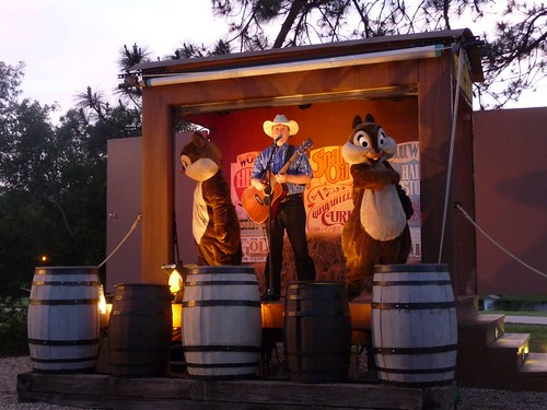 chip and dale with cowboy mark.
