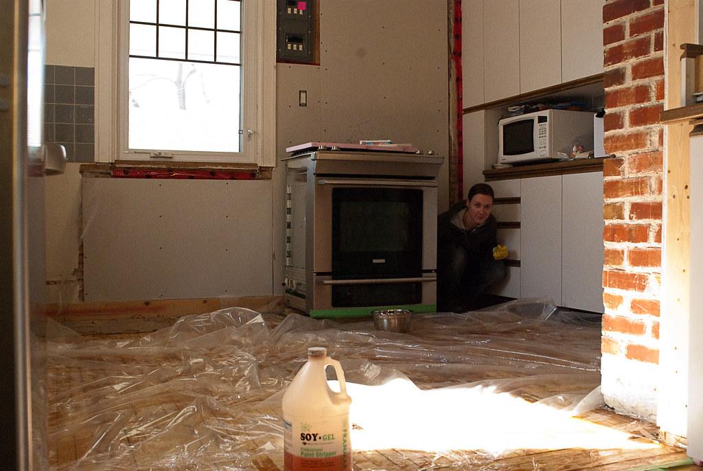DIY REFINISH HARDWOOD FLOORS. DIY