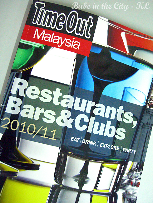 TimeOut Msia Restaurants, Bars & Clubs