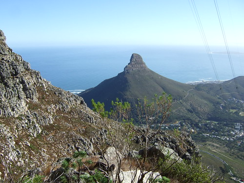 Lions Head From Table Mountain