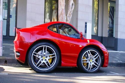 Mini Ferrari F430