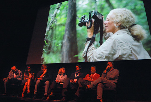 Mountainfilm Panel