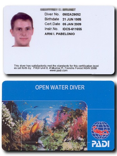 open water diver ssi manual pdf