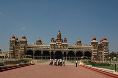 Maharaja Of Mysore's Palace