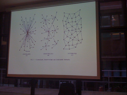 Centralised or distributed?