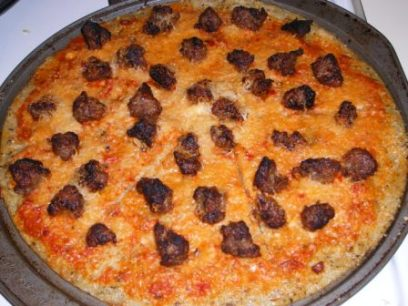 "Bittman""s HTCE: Polenta Pizza"