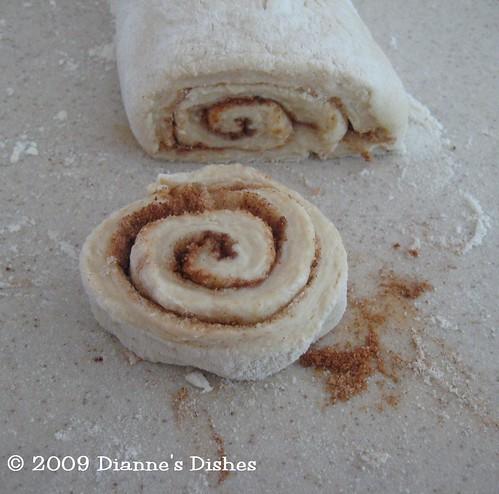 Cinnamon Buns: A Slice