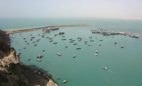 Bris Port by Amoo Afshin.