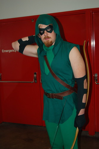 Wonder Con 2009: Green Arrow