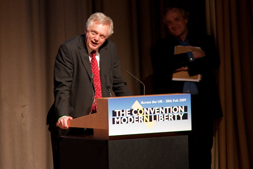 Convention on Modern Liberty - David Davis Keynote
