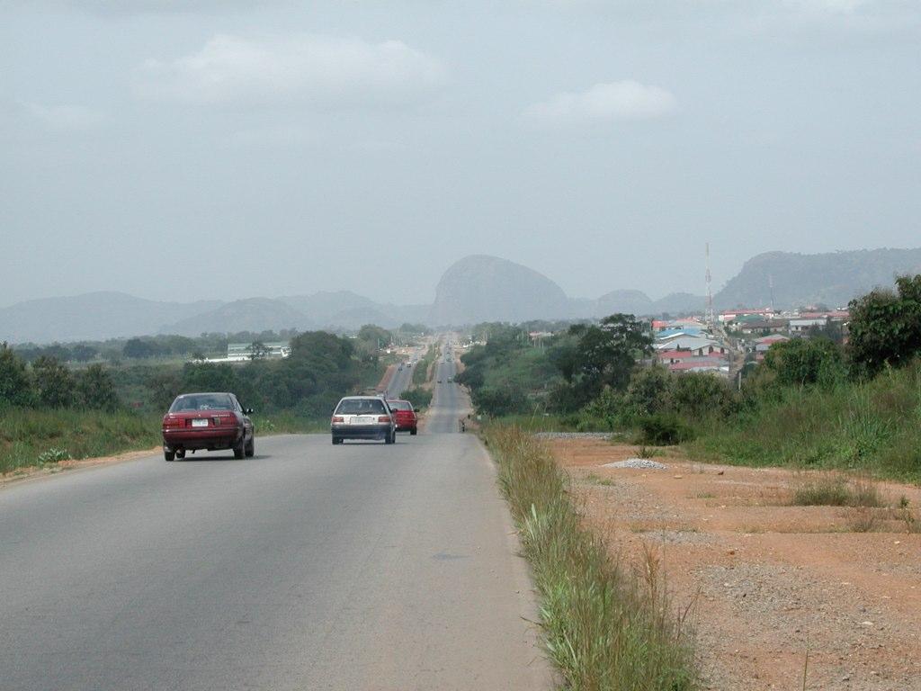 WAN Highways u0026 Expressways in Nigeria