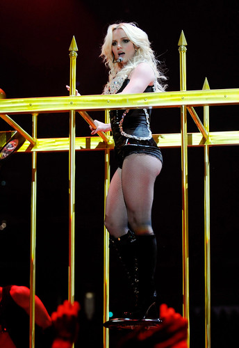 Britney Spears Circus tour 3