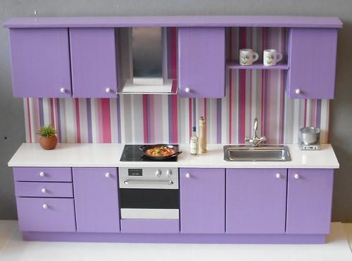 Lilac Loft Kitchen  purple  Pinterest  Loft Kitchen, Lilacs and