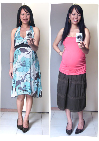 Clothes from Maternity Exchange Singapore