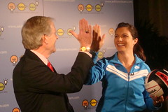 Attorney General Bill Mims and Misty May Treanor (century council) Tags: bill general may listen bill beach scenes council professional century general behind misty may athlete volleyball mims attorney ask learn treanor volleyball attorneys