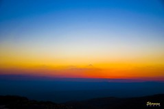 sunset (Sherwan) Tags: blue sunset red sun nature yellow photoshop spring nikon flickr raw quality iraq pixels erbil kurdistan arbil lightroom 18105 kurd sherwan d90 hewler irbil hawler krg hewlr nikond90   nikond90club
