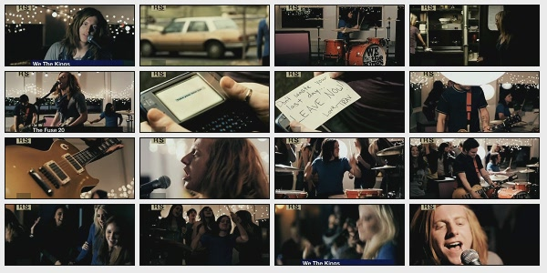 We the Kings- Secret Valentine(LYRICS) Banda: We The Kings Video: Secret