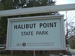 Halibut Point State Park - 3/18/09